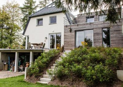 Anbau Einfamilienhaus Architekt Solingen