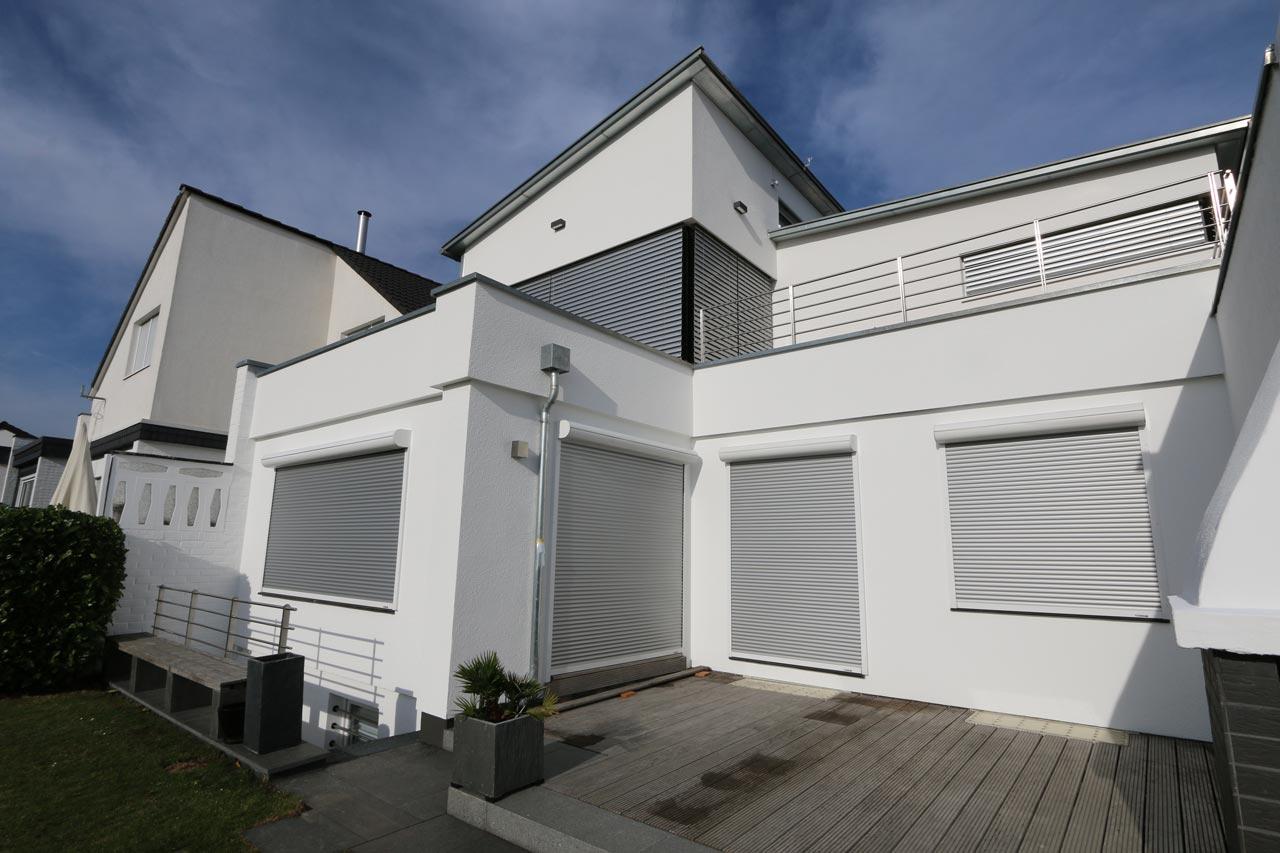 Privatprojekt Erbenhäuschen Arnulf Knoch Fertiges Haus