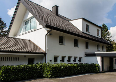 Neubau Dachgeschoss Architekt Arnulf Knoch