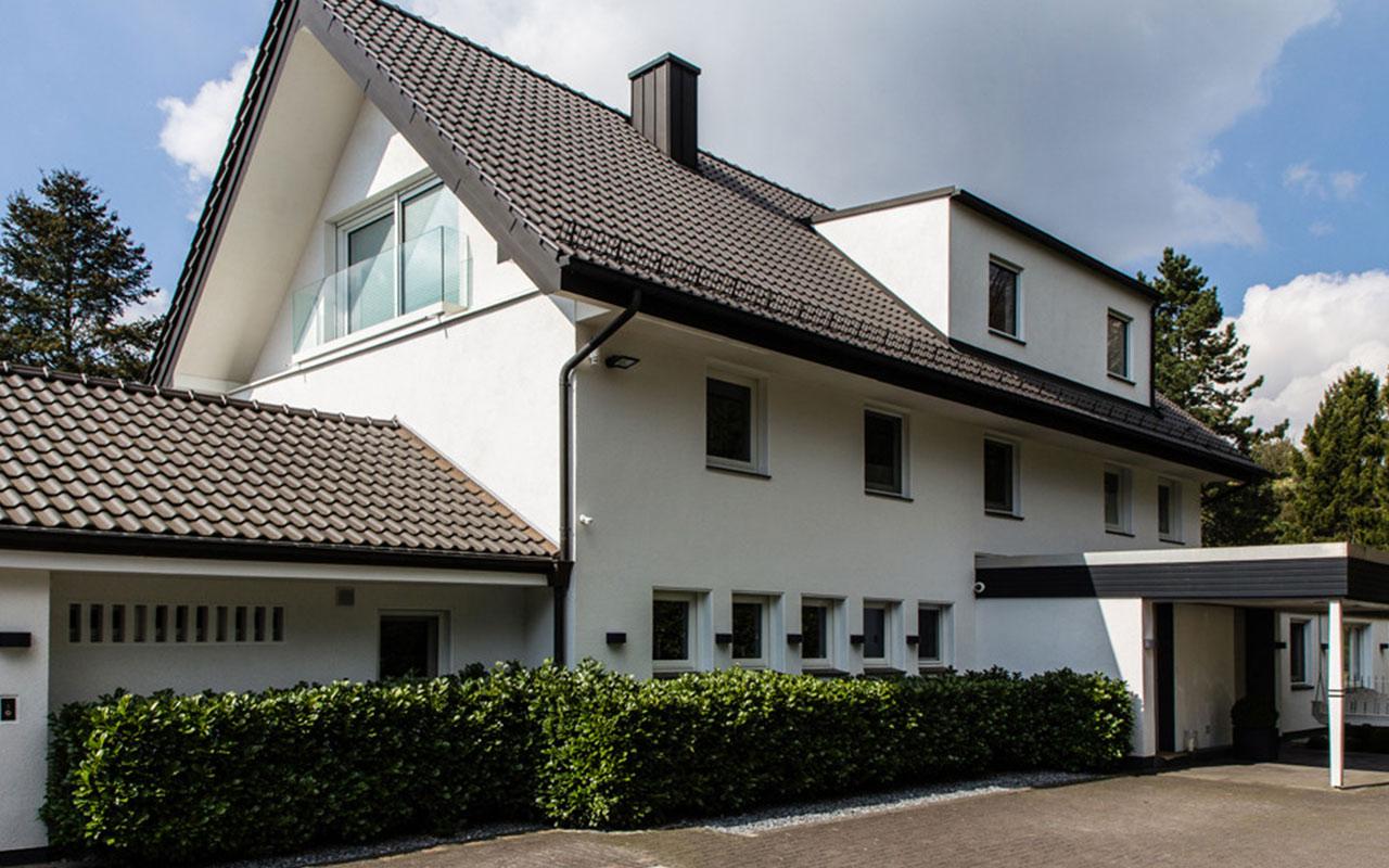 Privatprojekt Neubau Dachgeschoss Arnulf Knoch Nachher