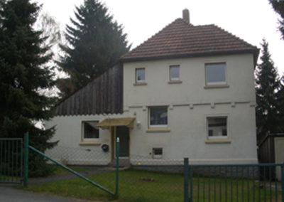 Anbau Einfamilienhaus Architekt Vorherbild