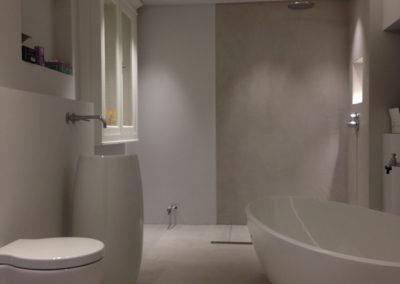 Anbau Einfamilienhaus Badezimmer Architekt