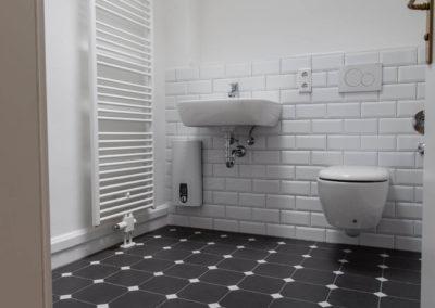 Architekt Arnulf Knoch Badezimmer