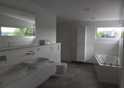 Erbenhäuschen Arnulf Knoch Badezimmer