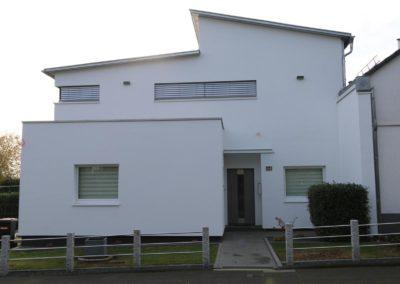 Erbenhäuschen Arnulf Knoch Fertiges Haus Vorderansicht