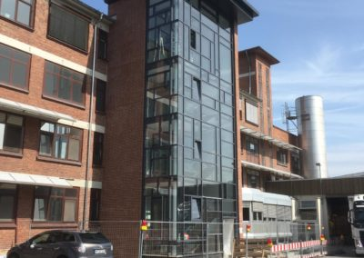 Haribo Bonn Treppenhaus Knoch Architekt Umbau