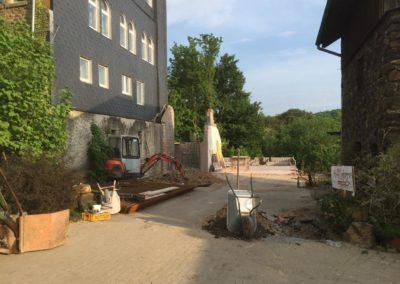 Hofladen Neubau Architekt Arnulf Knoch Abriss