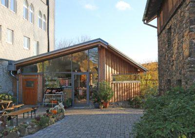 Hofladen Neubau Architekt Knoch Nachher