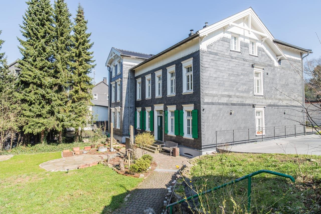 Privatprojekt Arnulf Knoch Neubau Dachgeschoss
