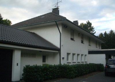 Neubau Dachgeschoss Architekt Solingen