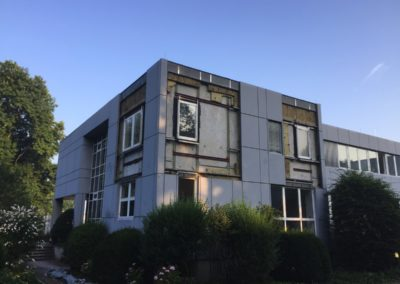 Projekt Hausmeisterwohnung Büro Alt