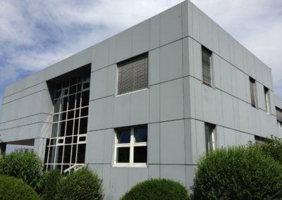 Projekt Hausmeisterwohnung Büro Neu