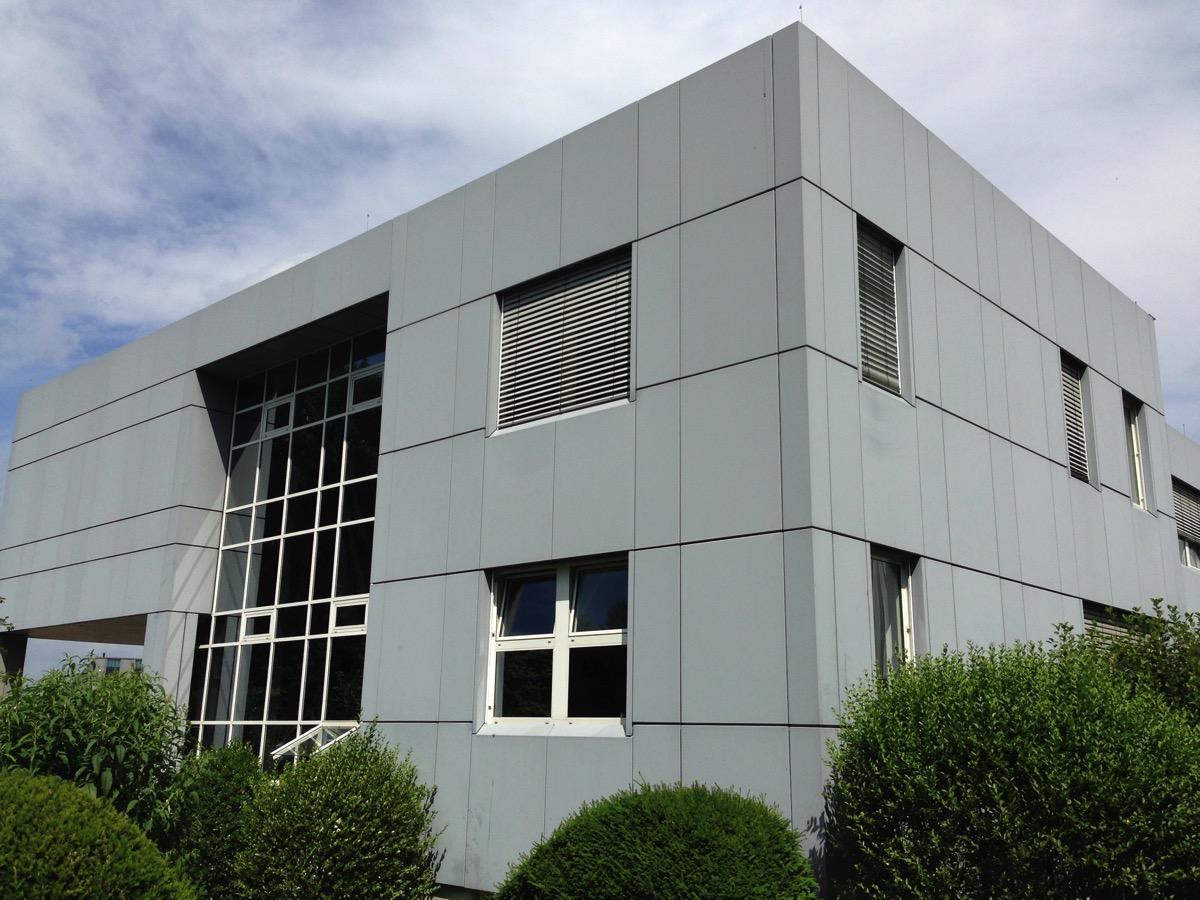 Gewerbliches Projekt Bürogebäude Nachher Arnulf Knoch
