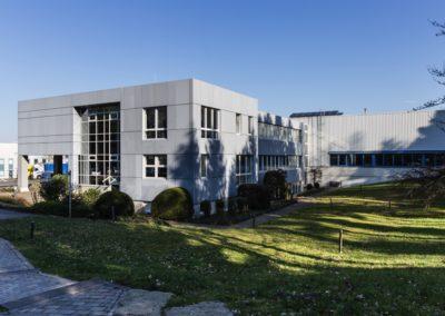 Projekt Hausmeisterwohnung Bürogebäude